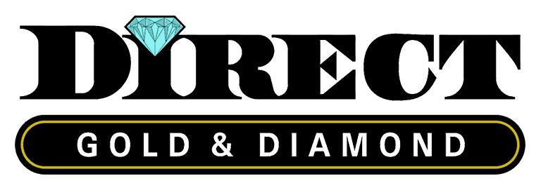 Direct Gold and Diamond Co. Retina Logo